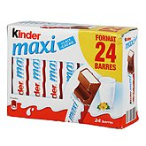 Barres Kinder Maxi
