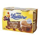 Petits pots crème La Laitière