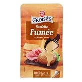 Fromage raclette fumée 26%mg - 250g