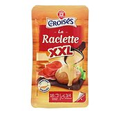 Fromage raclette xxl Tranchés 26%mg - 480g
