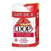 Dop Douceurs d'enfance - Douche crème tatin/fraises le lot de 3 flacons de 250 ml