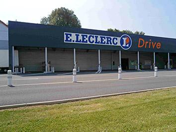 Drive cambrai retrait courses en ligne adresse plan t l phone leclerc - Drive leclerc les angles ...